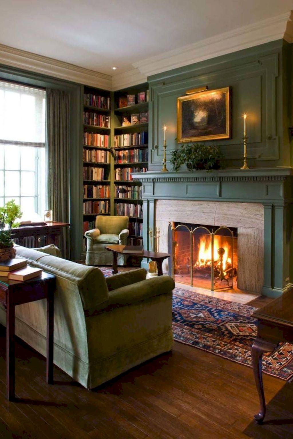 Cozy Living Room130