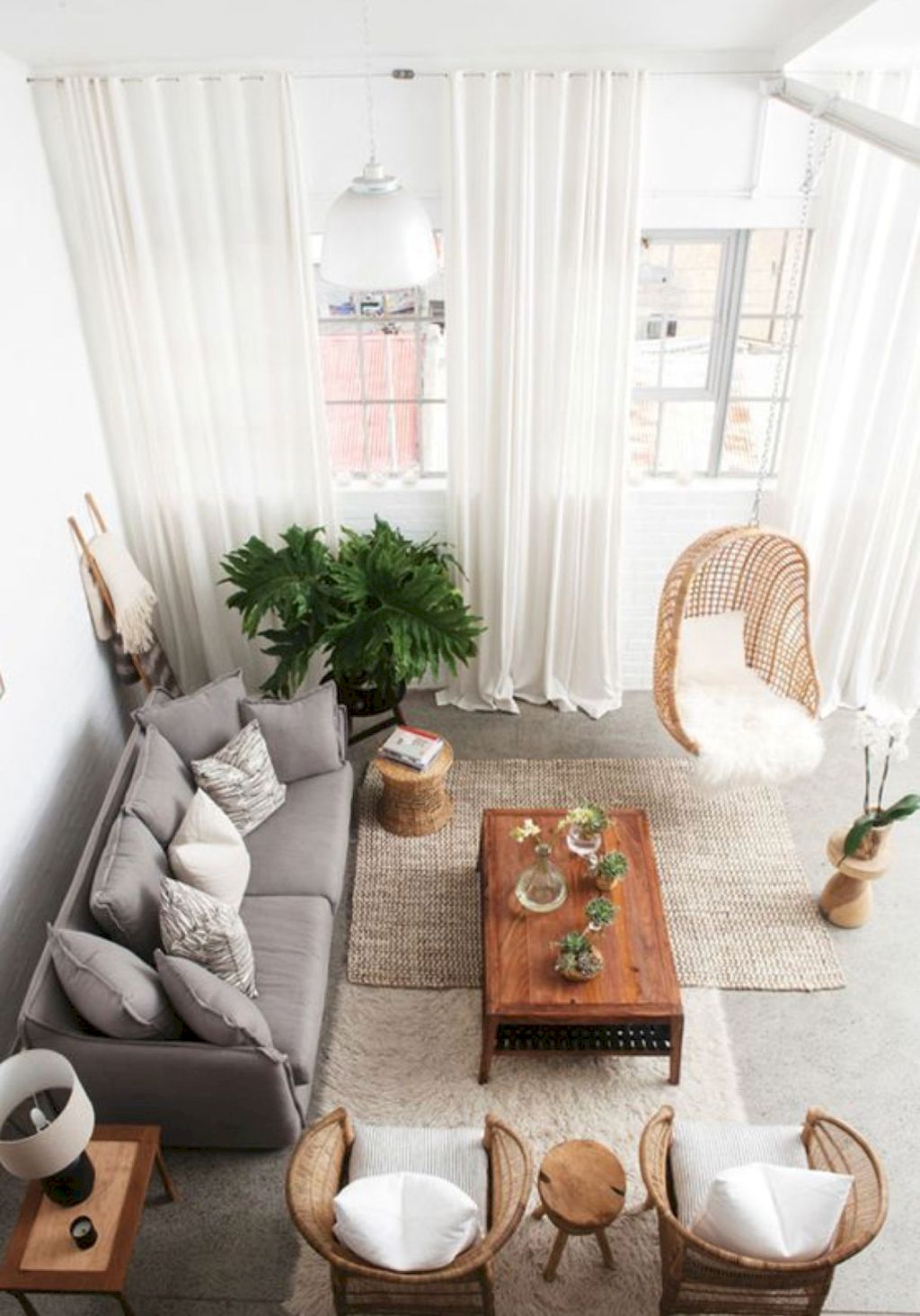 Cozy Living Room184
