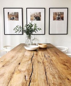 Enhance Dinning Room With Farmhouse Table 76