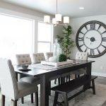Enhance Dinning Room With Farmhouse Table 83