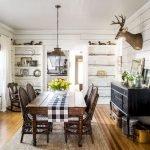 Enhance Dinning Room With Farmhouse Table 86