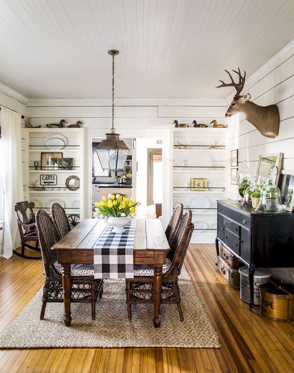 Farmhouse Dinning Room015
