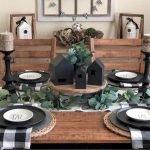Enhance Dinning Room With Farmhouse Table 87