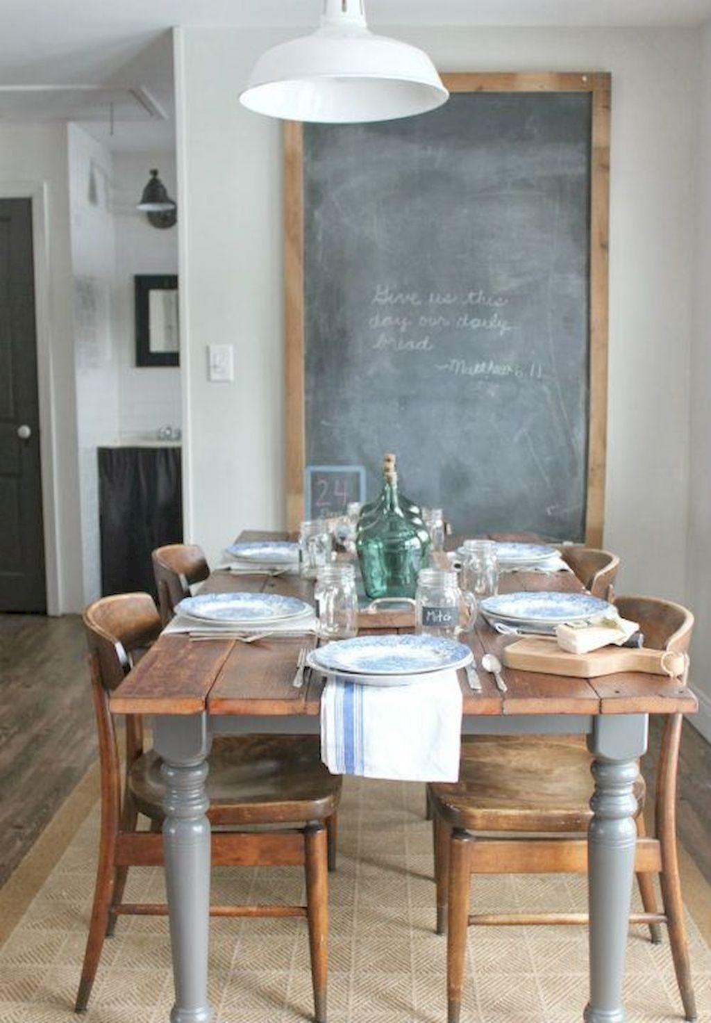 Farmhouse Dinning Room018