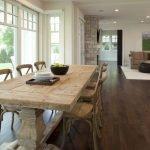 Enhance Dinning Room With Farmhouse Table 89