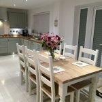 Enhance Dinning Room With Farmhouse Table 90