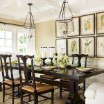 Enhance Dinning Room With Farmhouse Table 93