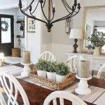 Enhance Dinning Room With Farmhouse Table 95