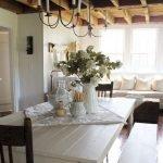 Enhance Dinning Room With Farmhouse Table 96