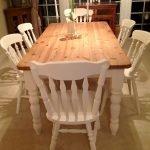 Enhance Dinning Room With Farmhouse Table 97