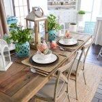 Enhance Dinning Room With Farmhouse Table 99