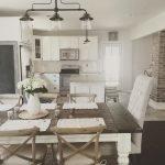 Enhance Dinning Room With Farmhouse Table 106