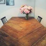 Enhance Dinning Room With Farmhouse Table 109