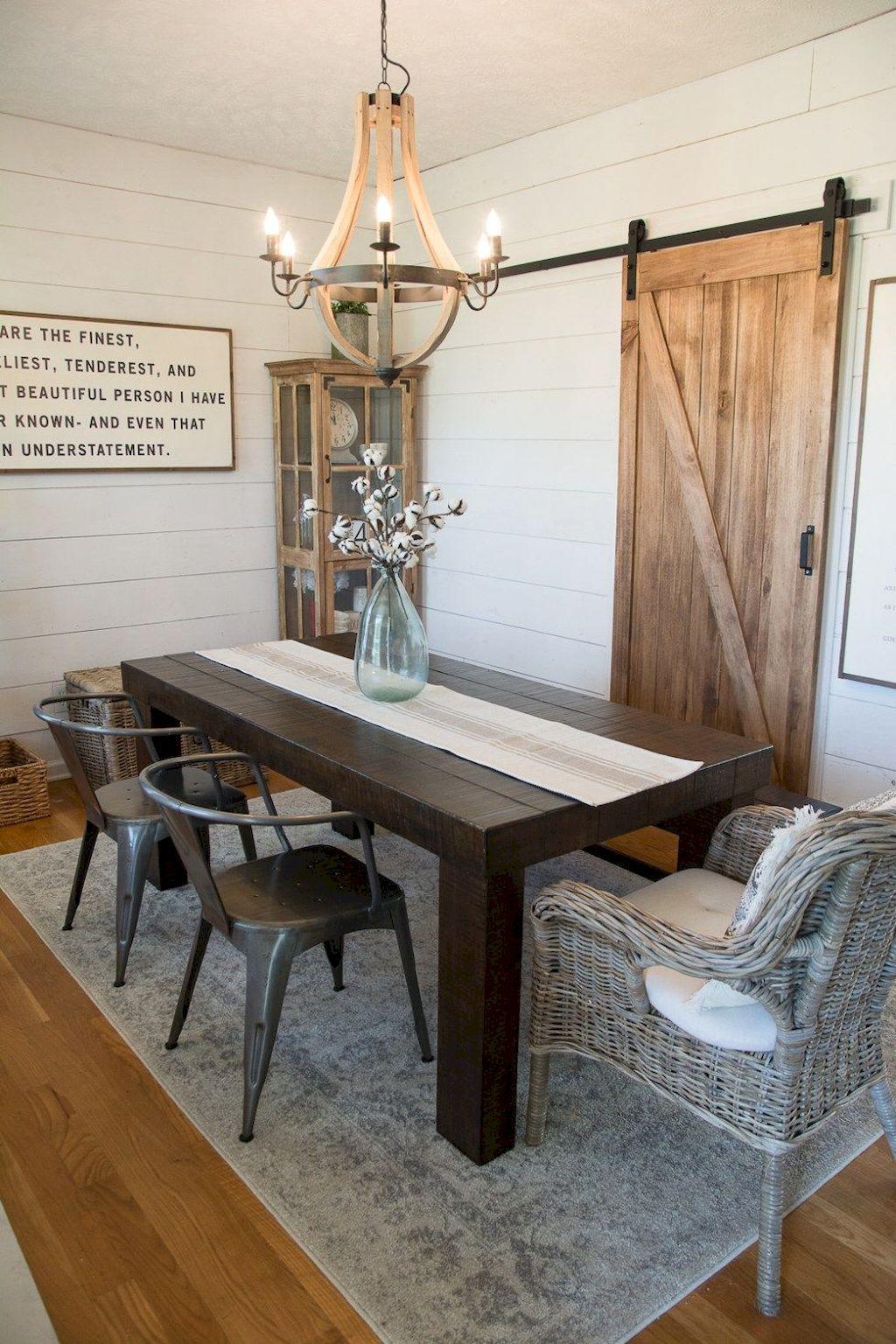 Farmhouse Dinning Room050
