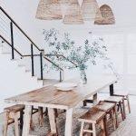 Enhance Dinning Room With Farmhouse Table 113