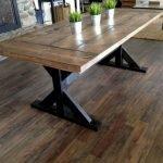 Enhance Dinning Room With Farmhouse Table 114