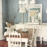 Enhance Dinning Room With Farmhouse Table 121