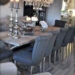 Enhance Dinning Room With Farmhouse Table 122
