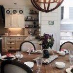 Enhance Dinning Room With Farmhouse Table 123