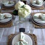 Enhance Dinning Room With Farmhouse Table 124