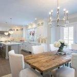 Enhance Dinning Room With Farmhouse Table 125