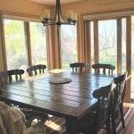 Enhance Dinning Room With Farmhouse Table 126