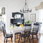Enhance Dinning Room With Farmhouse Table 129