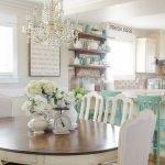 Enhance Dinning Room With Farmhouse Table 130