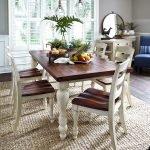 Enhance Dinning Room With Farmhouse Table 131