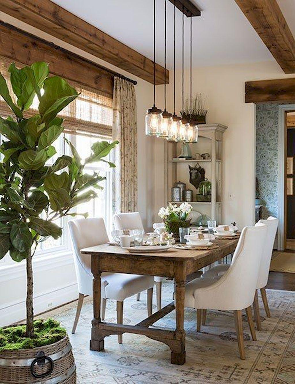 Farmhouse Dinning Room076