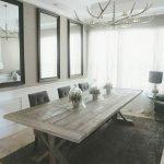 Enhance Dinning Room With Farmhouse Table 134