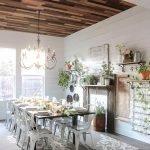 Enhance Dinning Room With Farmhouse Table 138