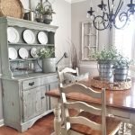 Enhance Dinning Room With Farmhouse Table 140