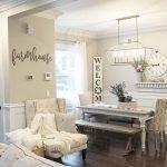 Enhance Dinning Room With Farmhouse Table 142