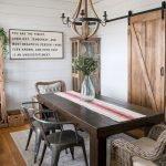 Enhance Dinning Room With Farmhouse Table 143