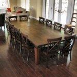 Enhance Dinning Room With Farmhouse Table 146