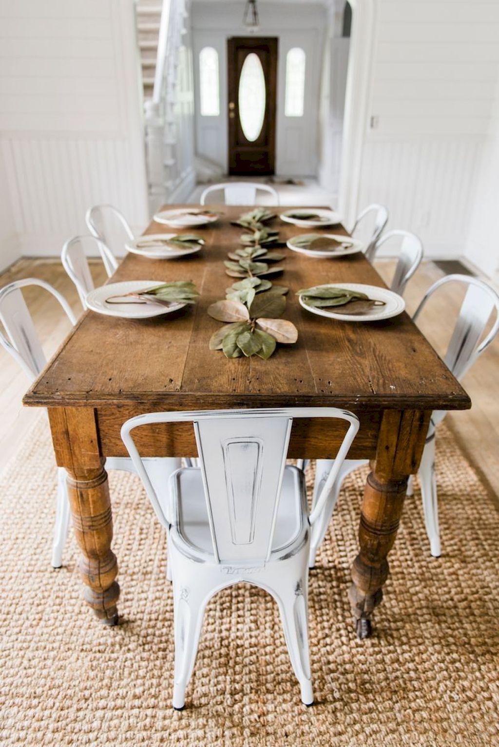 Farmhouse Dinning Room098