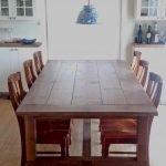 Enhance Dinning Room With Farmhouse Table 148