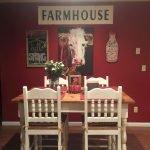 Enhance Dinning Room With Farmhouse Table 153