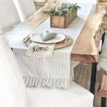 Enhance Dinning Room With Farmhouse Table 155