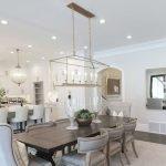 Enhance Dinning Room With Farmhouse Table 158