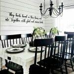 Enhance Dinning Room With Farmhouse Table 160