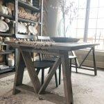 Enhance Dinning Room With Farmhouse Table 161