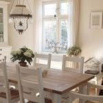 Enhance Dinning Room With Farmhouse Table 162