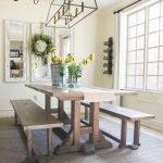 Enhance Dinning Room With Farmhouse Table 163