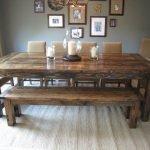 Enhance Dinning Room With Farmhouse Table 168