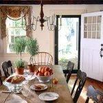 Enhance Dinning Room With Farmhouse Table 173