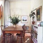 Enhance Dinning Room With Farmhouse Table 175