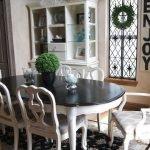 Enhance Dinning Room With Farmhouse Table 176