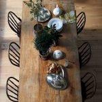 Enhance Dinning Room With Farmhouse Table 178